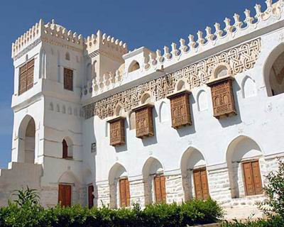 Restoration of the Amiriya Complex, Rada, Yemen
