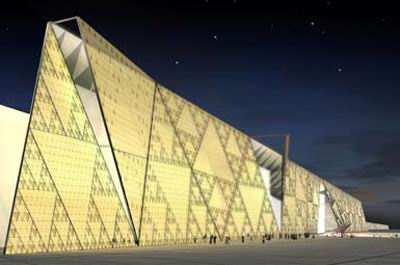 The Grand Egyptian Museum / Heneghan Peng