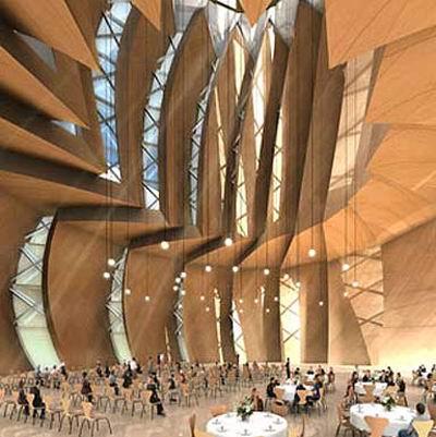 Simon Wiesenthal Museum, Jerusalem / Gehry Partners
