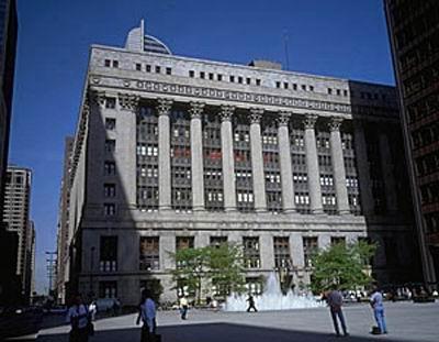 تالار شهر شیکاگو