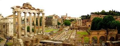 فوروم: فضای عمومی روم باستان