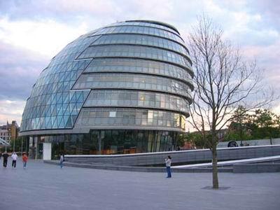 تالار شهر لندن