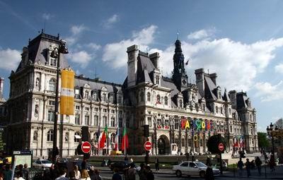 تالار شهر پاریس