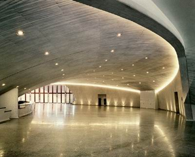 Auditorio De Tenerife, Spain, Santiago Calatrava, 2003