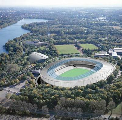 FIFA World Cup Stadium, Hanover
