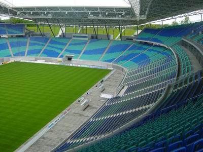 Zentralstadion, Leipzig