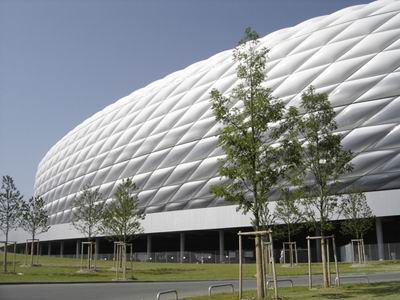 FIFA World Cup Stadium, Munich