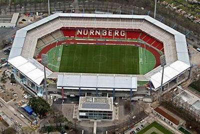 Frankenstadion, Nuremberg