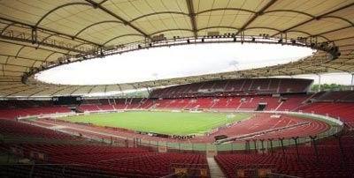 Gottlieb-Daimler Stadion, Stuttgart