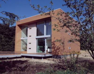 Westlake House, Oundle, UK, 2002 / Spacelab