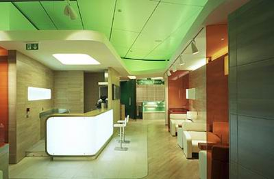 Alitalia Airport Areas & VIP Lounge, Iosa Ghini Associati