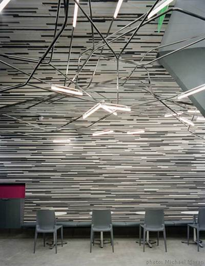 Fluff Bakery, New York, 2004 / LTL Architects