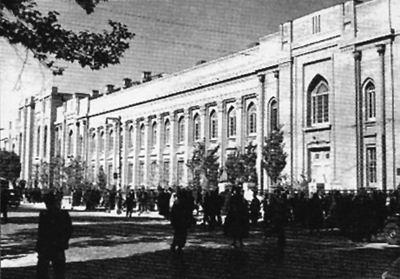 ساختمان اداره پست / نیکلای مارکف