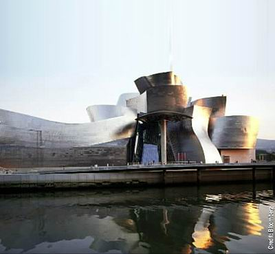 Guggenheim Bilbao, Bilbao, Spain, 1997 / Frank O. Gehry
