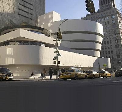 Guggenheim Museum, New York, 1959 / Frank Lloyd Wright