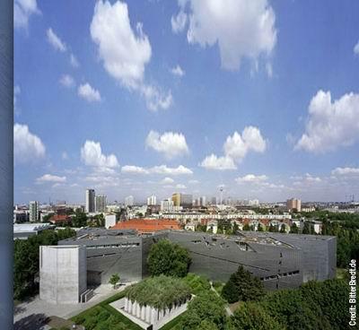 Jewish Museum of Berlin, Berlin, 1999 / Daniel Libeskind