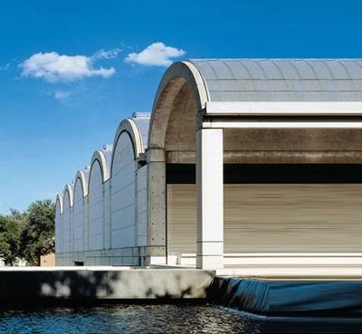 Kimbell Art Museum, Fort Worth, Tex., 1972 / Louis Kahn