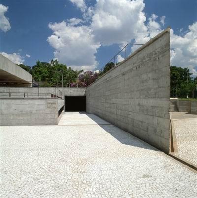 Brazilian Museum of Sculpture, São Paulo, Brazil, 1988