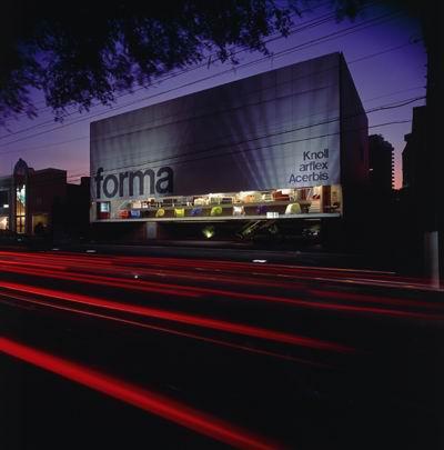 Forma Store, São Paulo, Brazil, 1987