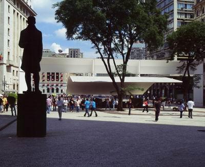 Patriarch Plaza and Viaduct do Cha, São Paulo, Brazil, 1992