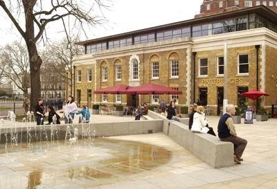 Duke of York Square, Royal Borough of Kensington and Chelsea