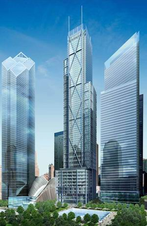 175 Greenwich Street, World Trade Center Site, New York City, 2006-