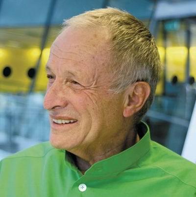 Richard Rogers, 2007 Pritzker Architecture Prize Laureate
