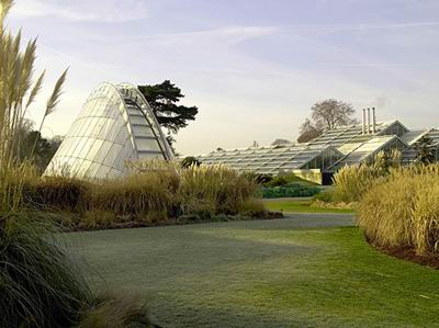 Davies Alpine House, Kew, England / Wilkinson Eyre