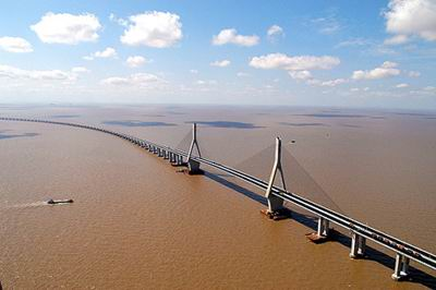 Donghai Bridge, Shanghai/Yangshan, China