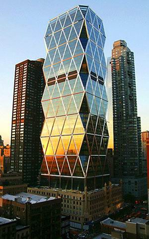 Hearst Building, New York / Foster & Partners