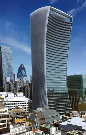 Fenchurch Street Tower, London, Rafael Viñoly Architects