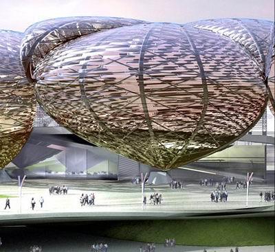 2012 Olympics Stadium / Alejandro Zaero-Pollo