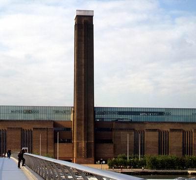 Tate Modern, 2000 / Herzog & de Meuron