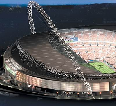 Wembley Stadium, 2007 / Foster and Partners